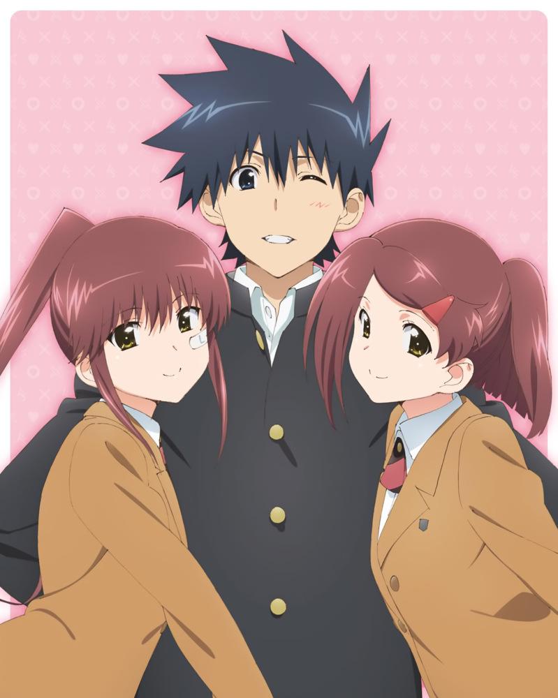 anime sis x kiss